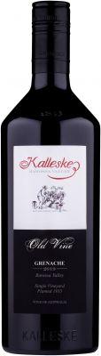 [kuva: Kalleske Old Vine Single Vineyard Grenache 2019(© Alko)]