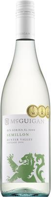 McGuigan Bin 9000 Semillon 2016