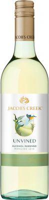 [kuva: Jacob's Creek UnVined Riesling 2020(© Alko)]