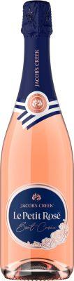 [kuva: Jacob's Creek Le Petit Rosé Cuvée Brut 2020(© Alko)]