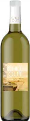 [kuva: Chill Out Fresh & Fruity Chardonnay 2016 muovipullo]