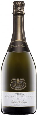 [kuva: Brown Brothers Patricia Pinot Noir Chardonnay Brut 2010(© Alko)]