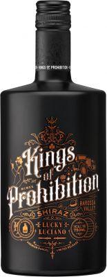 [kuva: Kings of Prohibition Shiraz(© Alko)]