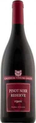 [kuva: Gaudium Vinum Galos Pinot Noir Reserve Organic 2016(© Alko)]