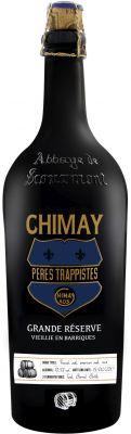 [kuva: Chimay Grande Réserve Oak Aged Rum Edition 2017(© Alko)]