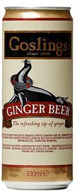 [kuva: Gosling's Ginger Beer tölkki(© Alko)]