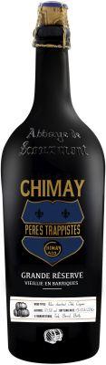 [kuva: Chimay Grande Réserve Oak Aged Cognac Edition 2016(© Alko)]