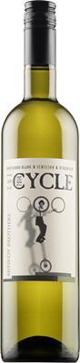 [kuva: TriCycle Sauvignon Blanc Sémillon Viognier 2014(© Alko)]