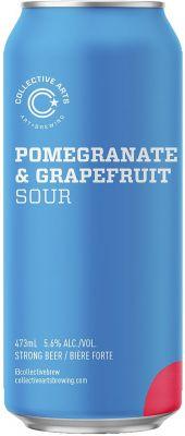 [kuva: Collective Arts Pomegranate Grapefruit Sour tölkki(© Alko)]