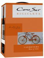 [kuva: Cono Sur Bicicleta Carmenère 2019 hanapakkaus]