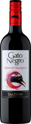 [kuva: Gato Negro Cabernet Sauvignon 2019(© Alko)]