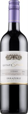 [kuva: Errázuriz Estate Series Shiraz 2013(© Alko)]