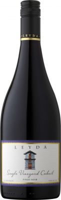 [kuva: Leyda Single Vineyard Cahuil Pinot Noir 2014(© Alko)]