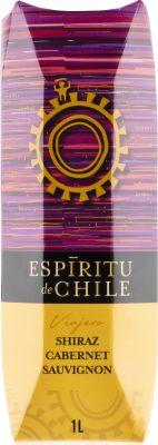 [kuva: Espiritu de Chile Viajero Syrah Cabernet 2020 kartonkitölkki(© Alko)]