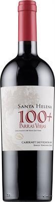 [kuva: Santa Helena 100+ Parras Viejas Cabernet Sauvignon 2014(© Alko)]