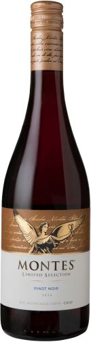 [kuva: Montes Limited Selection Pinot Noir 2018(© Alko)]