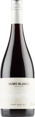 [kuva: Humo Blanco Grand Cuvée Pinot Noir Organic 2015(© Alko)]