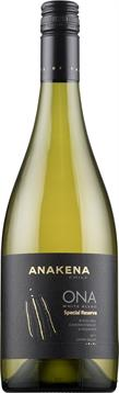 [kuva: Anakena Ona Special Reserve Riesling Chardonnay Viognier 2014(© Alko)]