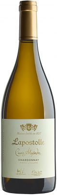 [kuva: Lapostolle Cuvée Alexandre Chardonnay 2013]