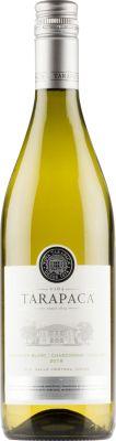 [kuva: Tarapacá Sauvignon Blanc Chardonnay Viognier 2019(© Alko)]