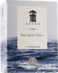 [kuva: Leyda Reserva Sauvignon Blanc 2019 hanapakkaus(© Alko)]