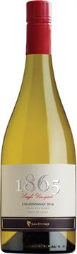 [kuva: 1865 Single Vineyard Chardonnay 2015(© Alko)]