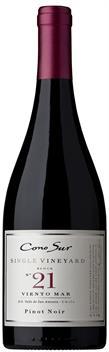 [kuva: Cono Sur Single Vineyard Block 21 Pinot Noir 2017(© Alko)]