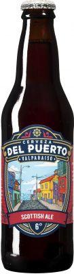 [kuva: Cerveza del Puerto Scottish Ale(© Alko)]