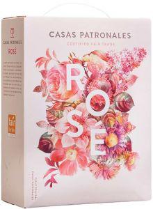 [kuva: Casas Patronales Rosé hanapakkaus(© Alko)]