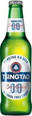 [kuva: Tsingtao Alcohol Free Lager(© Alko)]