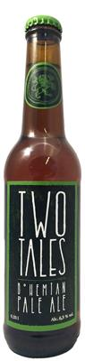 [kuva: Two Tales Bohemian Pale Ale  pullo 24 x 0,33 l(© Alko)]