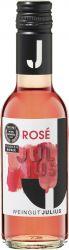 [kuva: Julius Rosé Cuvée Trocken Organic 2018]