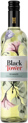 [kuva: Black Tower Rivaner 2017(© Alko)]
