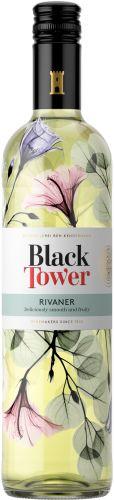 [kuva: Black Tower Rivaner 2017(© Alko)]
