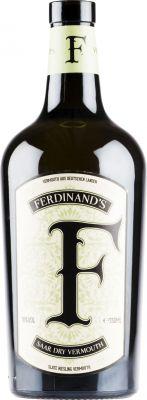[kuva: Ferdinand's Saar Dry Vermouth(© Alko)]