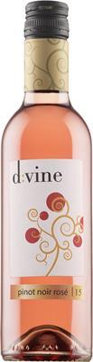 [kuva: d:vine Pinot Noir Rosé 2015(© Alko)]