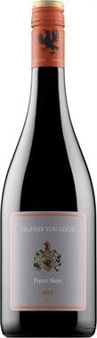 [kuva: Freiherr von Göler Pinot Noir 2015(© Alko)]