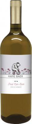 [kuva: Hans Baer Pinot Noir Rosé 2020 muovipullo(© Alko)]