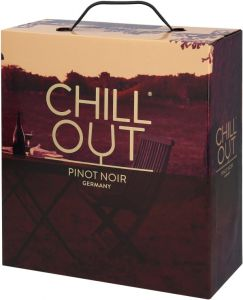 Chill Out Pinot Noir Germany 2019 hanapakkaus