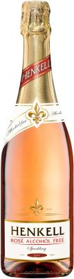 [kuva: Henkell Sparkling Rosé Alcoholfree(© Alko)]
