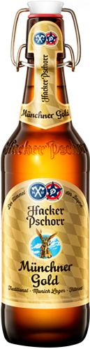 [kuva: Hacker-Pschorr Munich Gold(© Alko)]