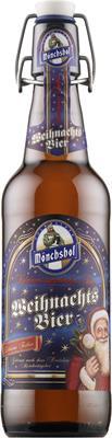 [kuva: Mönchshof Weihnachts Bier(© Alko)]