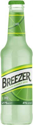 [kuva: Breezer Lime(© Alko)]