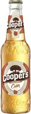 [kuva: Cooper's Organic Cider(© Alko)]