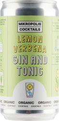 [kuva: Mikropolis Lemon Verbena Gin And Tonic tölkki]