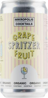 [kuva: Mikropolis Grapefruit Spritzer tölkki(© Alko)]