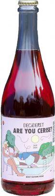 [kuva: Decideret Are You Cerise? Brut Nature Rosé Cider(© Alko)]