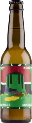 [kuva: Mikkeller Do They Know It's Christmas?(© Alko)]