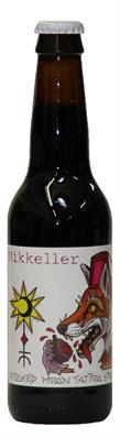 [kuva: Mikkeller Crooked Moon Tattoo Stockholm Stout(© Alko)]