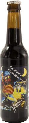 [kuva: Hornbeer Caribbean Rumstout(© Alko)]